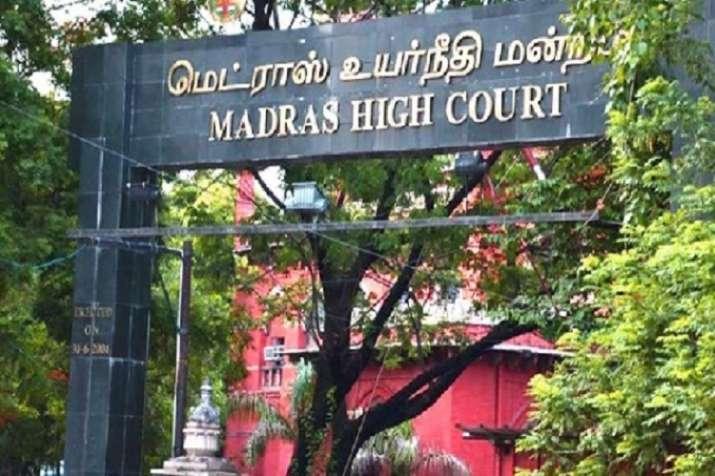 madras high court- India TV
