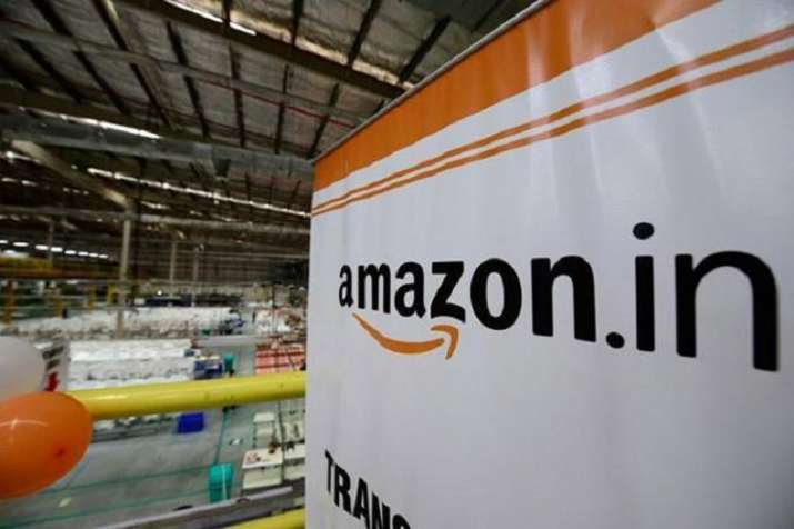 Fir registered against amazon in Noida- India TV Paisa