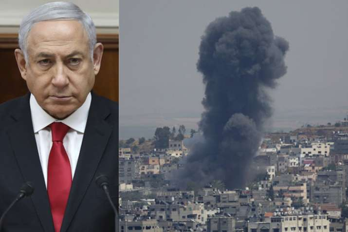 Clashes between Israel and Gaza intensify as death toll rises | AP Photo- India TV