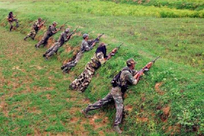बिहार: पुलिस मुठभेड़ में नक्सली ढेर, हथियार बरामद- India TV Hindi