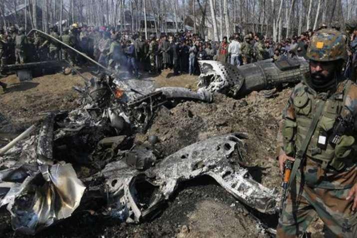 भारतीय वायुसेना ने अपने ही हेलिकॉप्टर को मार गिराया?- India TV