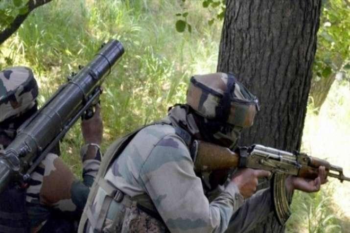 छत्तीसगढ़ के दंतेवाड़ा में सुरक्षा बलों के साथ मुठभेड़, दो नक्सली मारे गए- India TV Hindi