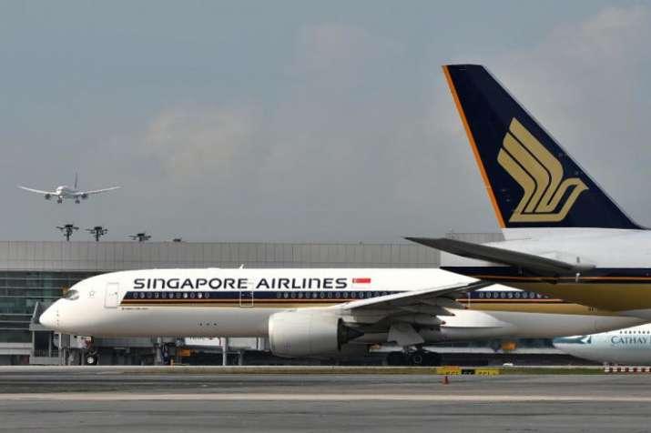 Singapore Airlilines- India TV