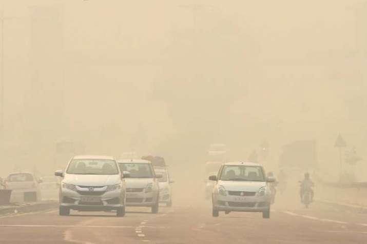 Delhi Air Pollution- India TV Hindi
