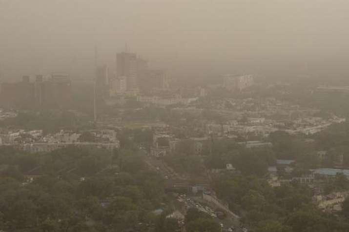 दिल्ली में वायु गुणवत्ता 'अत्यंत खराब', 'गंभीर' श्रेणी में पहुंचने की आशंका: सफर- India TV Hindi
