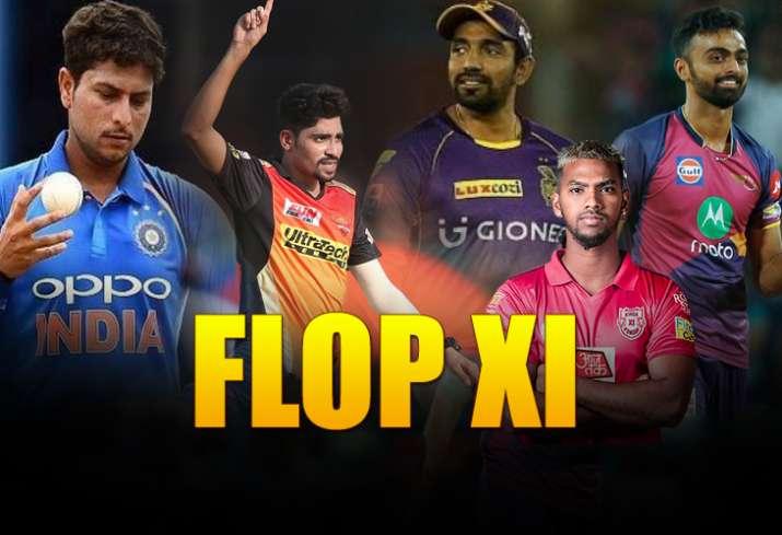 आईपीएल के 11 फ्लॉप खिलाड़ी - India TV Hindi