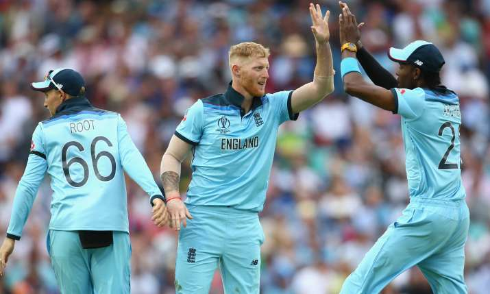 World Cup 2019:  After winning the match, England captain Morgan has read in the praise of Stokes an- India TV Hindi