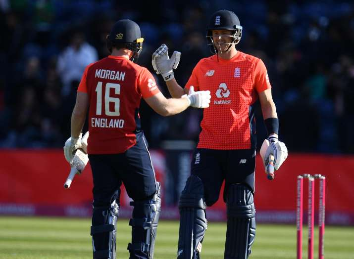 England Beat Pakistan by 7 wickets in first and last t20 match - India TV