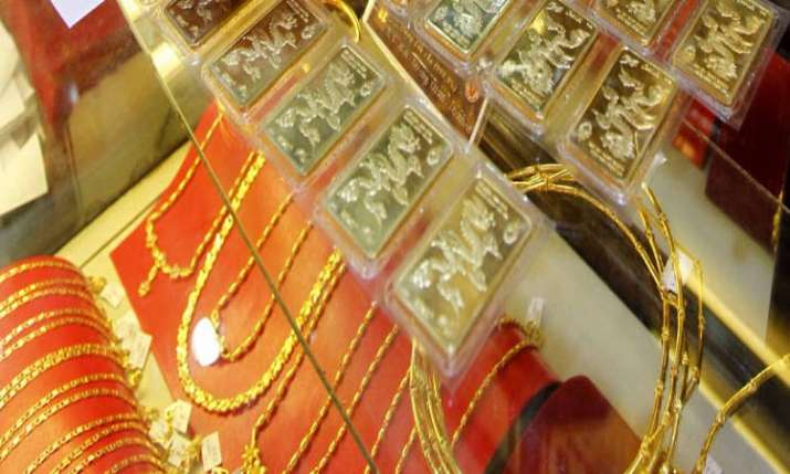 Gold rises on jewellers' buying, firm trend overseas- India TV Paisa