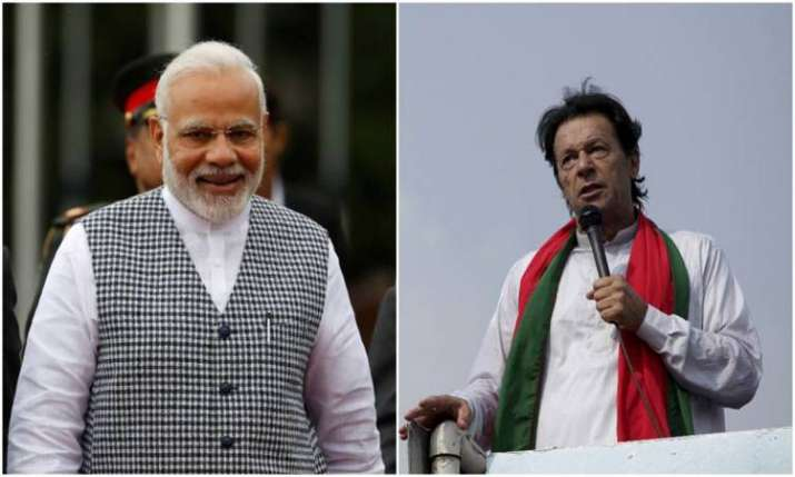 PM Imran Khan congratulates India's Modi on election victory- India TV