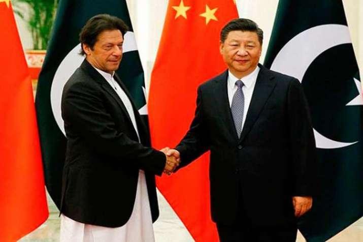 Imran Khan and Xi jingping- India TV Hindi