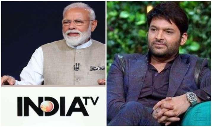 PM Modi on kapil sharma- India TV Hindi