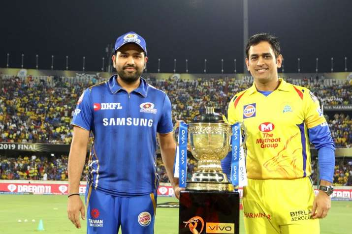 All the three previous MI-CSK finals were won by team batting first- India TV Hindi