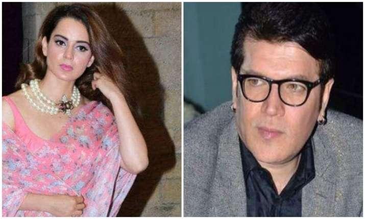 Kangana Ranaut and Aditya Pancholi- India TV Hindi