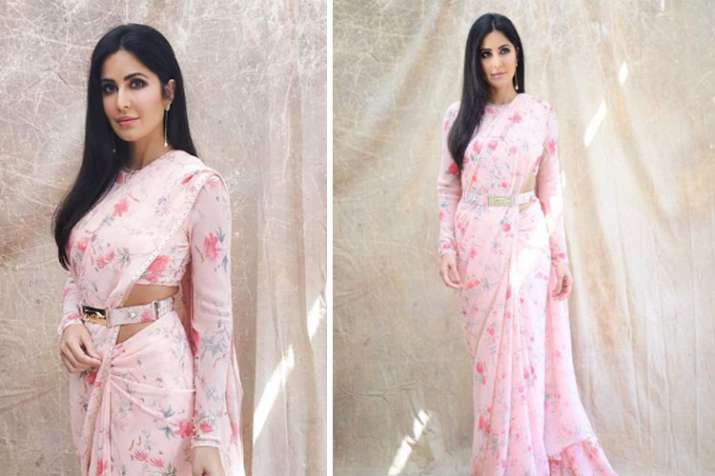 katrina kaif, bharat promotion, sabyasachi- India TV