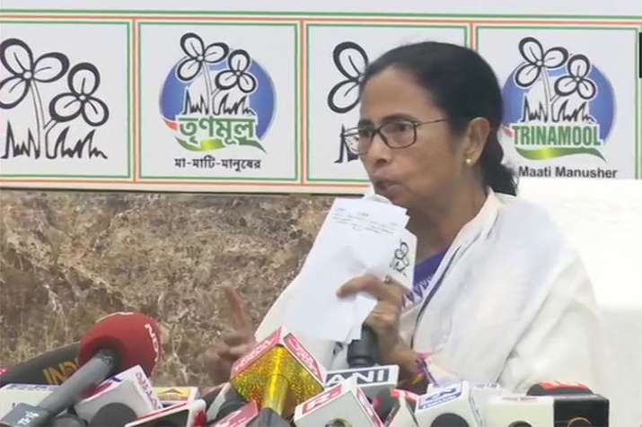 Mamata Banerjee on campaigning in West Bengal to end tomorrow after EC's unprecedented action- India TV