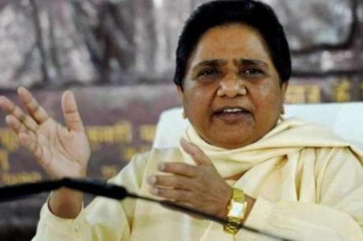 BSP Supremo Mayawati | PTI File Photo- India TV