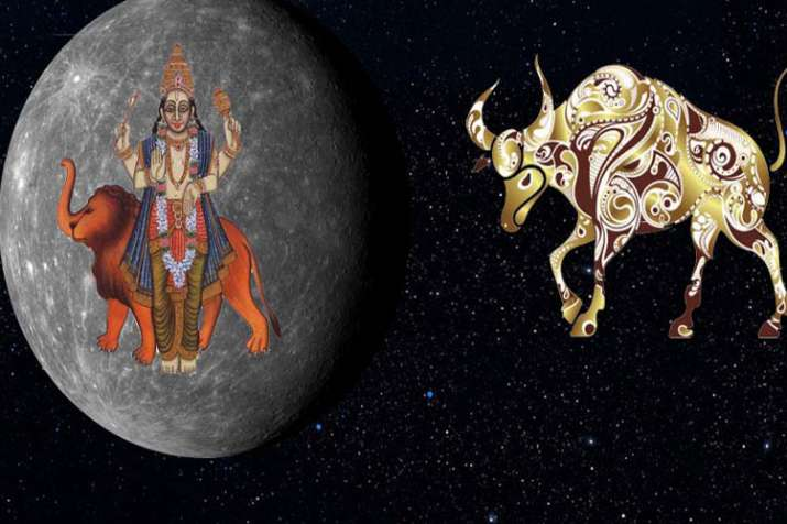 mercury transit taurus - India TV