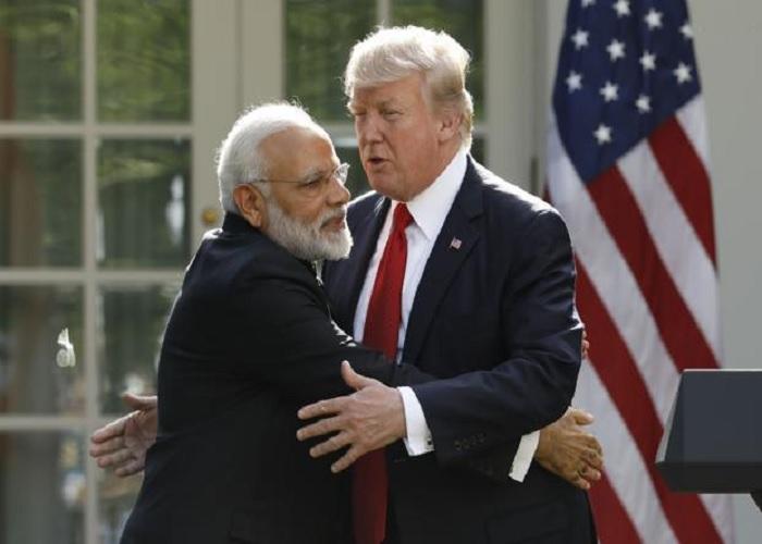 modi and trump- India TV Paisa