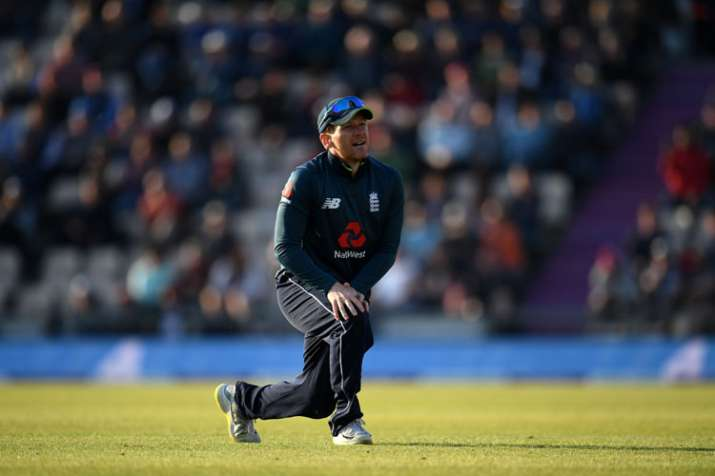 Eoin Morgan suspended for slow over rate in second ODI against Pakistan- India TV
