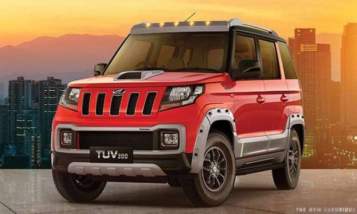 M&M launches facelift of compact SUV TUV300, priced at Rs 8.38 lakh- India TV Paisa