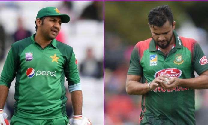बांग्लादेश बनाम पाकिस्तान - India TV Hindi