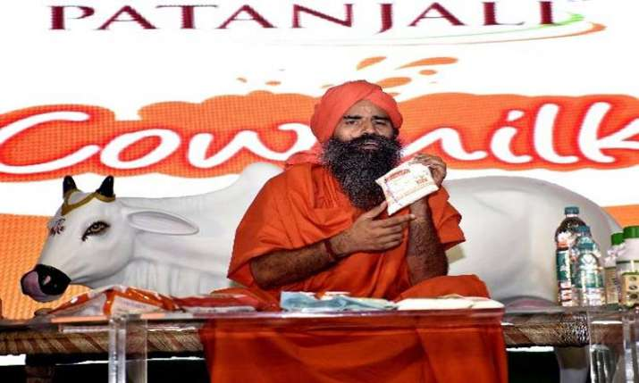 Patanjali launched tond milk at Rs 40 per litre - India TV Paisa