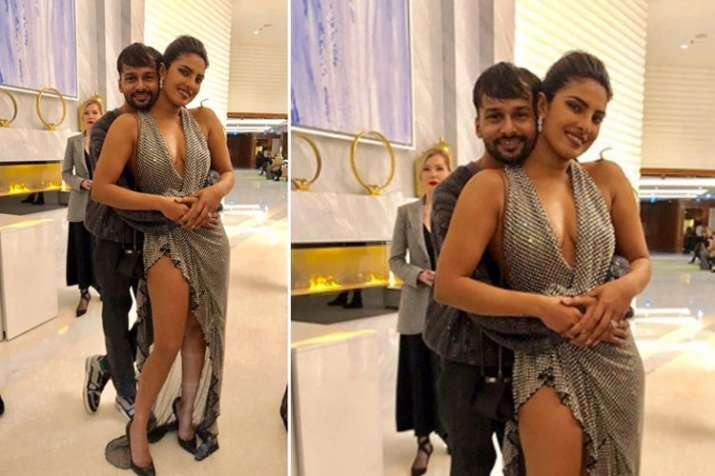 priyanka chopra, sanjay kumar, cannes 2019- India TV