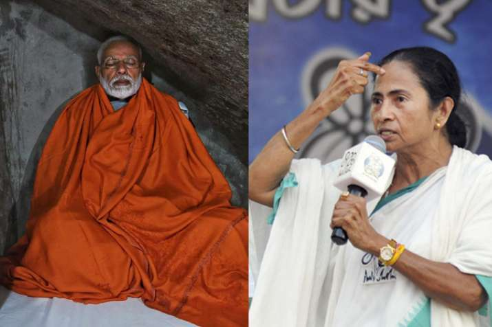 TMC writes to EC that Narendra Modi's Kedarnath Yatra is...- India TV