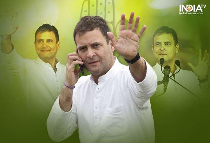 राहुल गांधी ने पीएम...- India TV