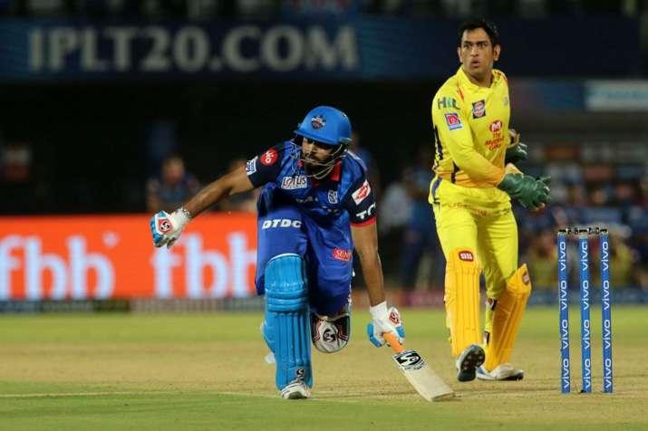 IPL 2019: दिल्ली को हराने के बाद बोले एमएस धोनी- गेंदबाजों ने फाइनल में पहुंचाया - India TV Hindi