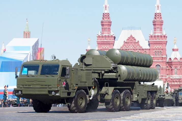 India's buying of S-400 from Russia will have serious implications on defence ties, says US   AP Fil- India TV