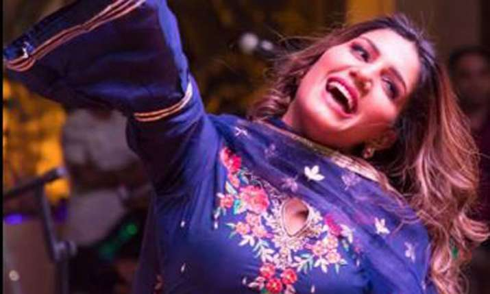 Sapna Choudhary- India TV Hindi