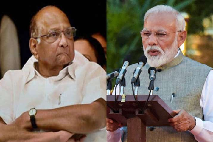 Miffed over seat allotment, Sharad Pawar skips Narendra Modi's swearing-in ceremony | PTI File- India TV Hindi