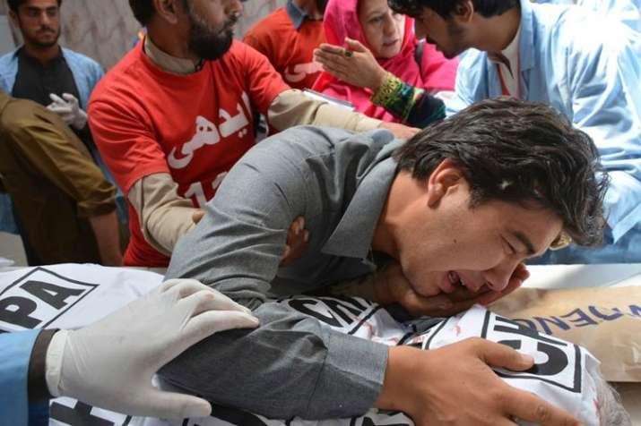 Shia Hazaras of Pakistan   AP File- India TV