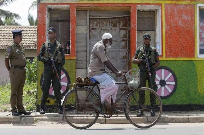 sri lanka blast- India TV Hindi