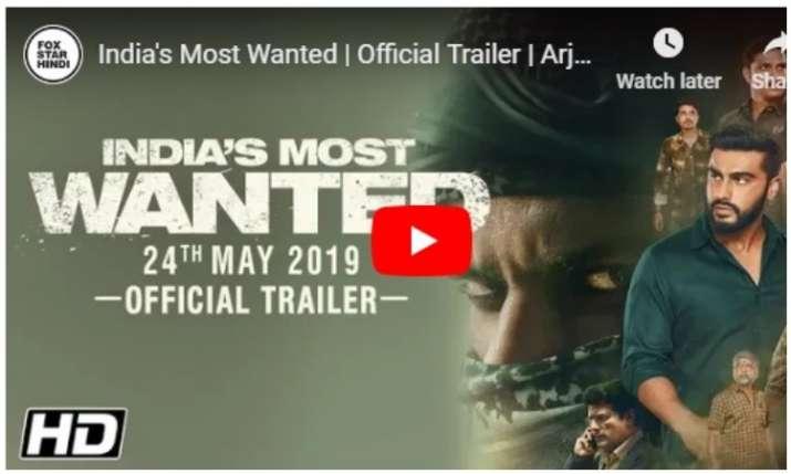 India's most wanted trailer- India TV Hindi