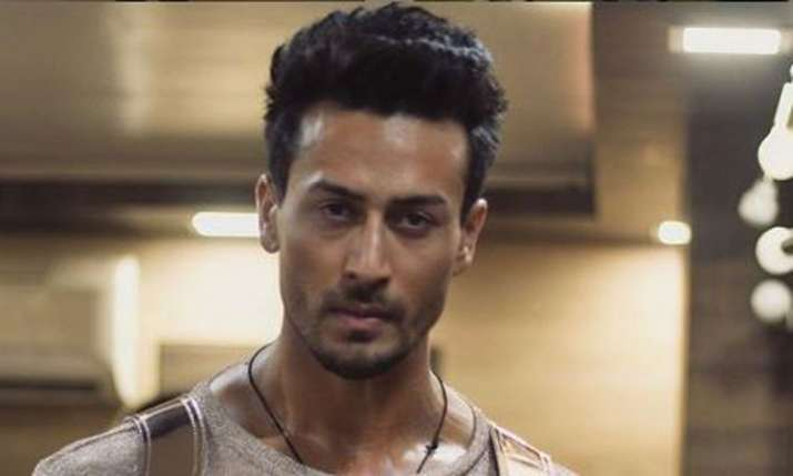 Tiger Shroff- India TV