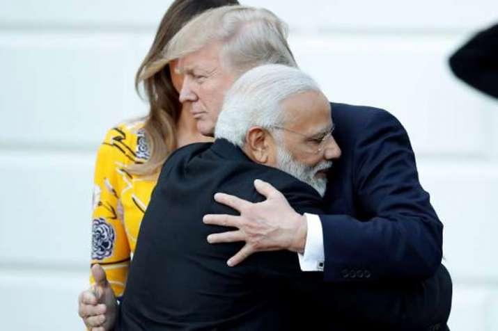 Donald Trump congratulates PM Narendra Modi on 'big' election win | AP File- India TV Hindi