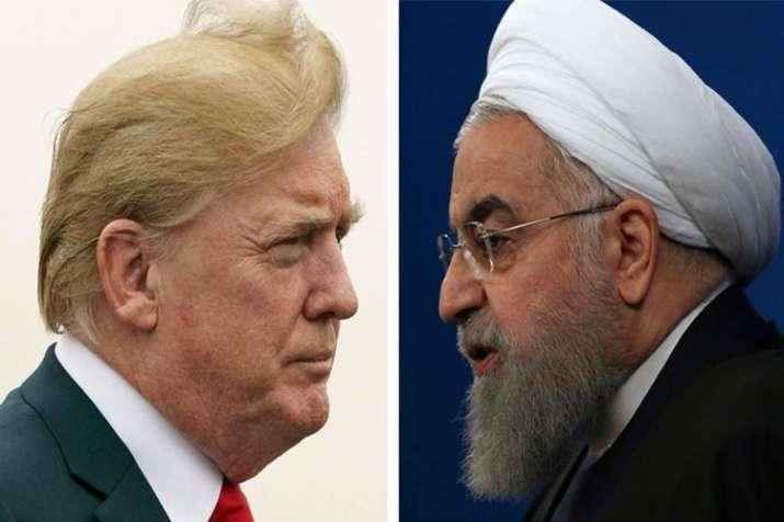 Donald Trump and Hassan Rouhani | AP File- India TV