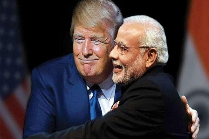 Trump Modi- India TV Hindi