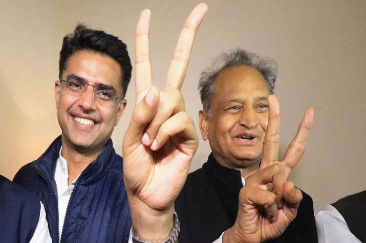 Congress win 8 seats in local body By-election in...- India TV Hindi