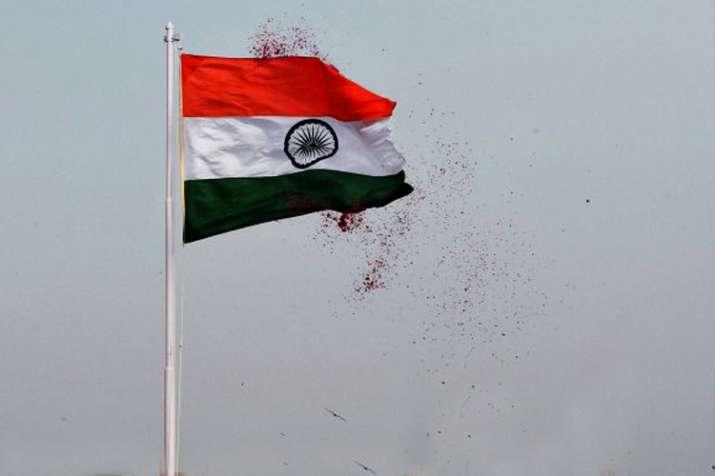 Indian Flag- India TV