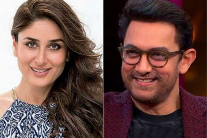 करीना कपूर और आमिर...- India TV Hindi