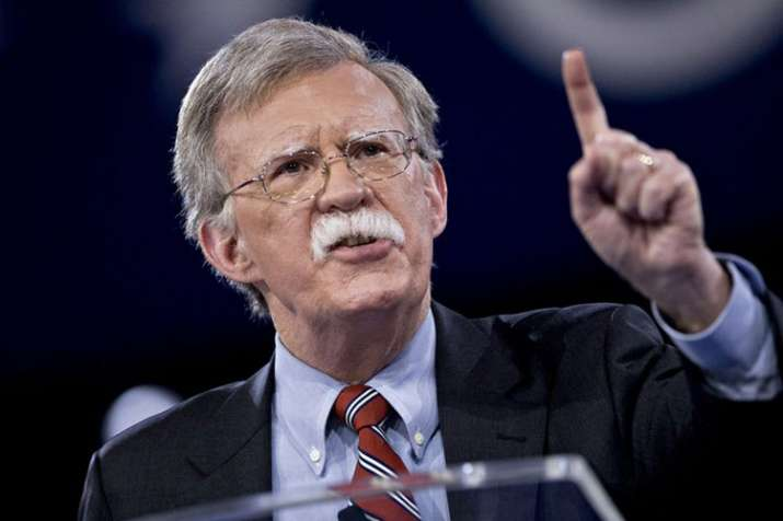 US warns Iran: Do not confuse prudence with weakness- India TV Hindi