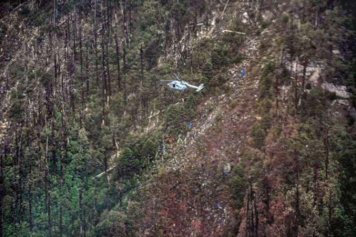 AN-32 Aircraft Crash- India TV