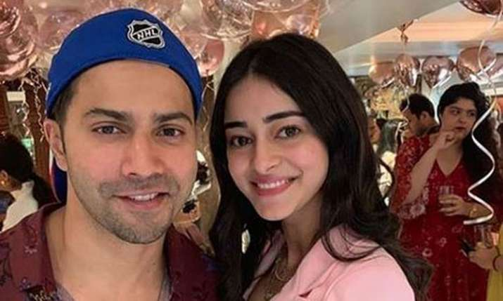 Ananya Panday, Varun Dhawan- India TV Hindi