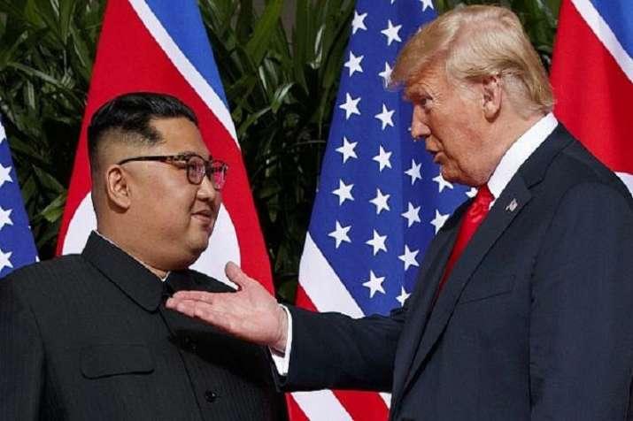 Trump Kim meeting- India TV Hindi