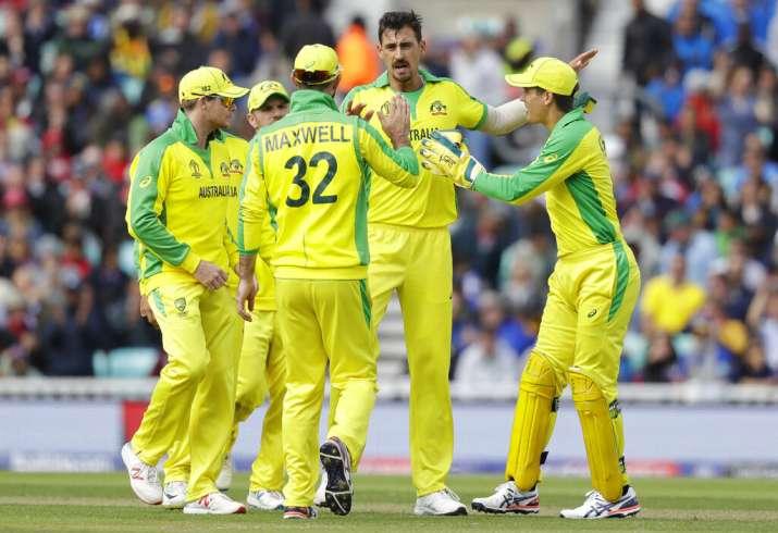 टीम ऑस्ट्रेलिया- India TV Hindi