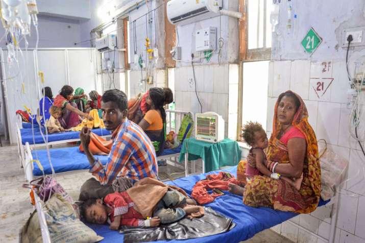 Acute Encephalitis Syndrome (AES) in Bihar- India TV